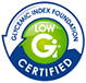 Low GI Certified